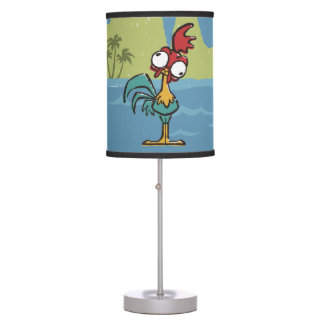 Moana | Heihei - Very Important Rooster Table Lamps