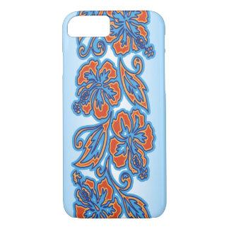 Moana Hibiscus Hawaiian Floral Blend iPhone 7 Case