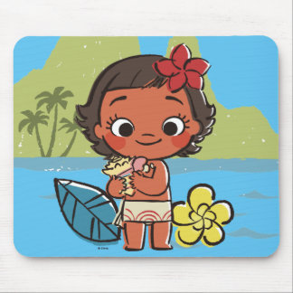 Moana | Island Daughter Mouse Pad