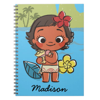 Moana | Island Daughter Notebook