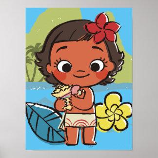 Moana | Island Daughter Poster
