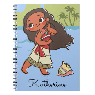Moana | Island Girl Notebook