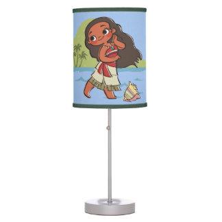 Moana | Island Girl Table Lamp