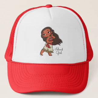 Moana | Island Girl Trucker Hat