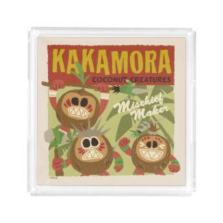 Moana | Kakamora - Coconut Creatures Acrylic Tray