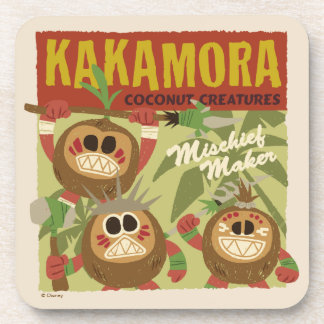 Moana   Kakamora - Coconut Creatures Coaster