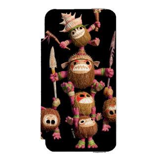 Moana | Kakamora - Coconut Creatures Incipio Watson™ iPhone 5 Wallet Case