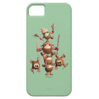 Moana | Kakamora - Coconut Creatures iPhone 5 Cover