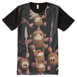 Moana | Kakamora - Coconut Pirates All-Over-Print T-Shirt
