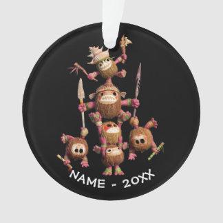 Moana   Kakamora - Coconut Pirates Ornament