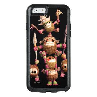 Moana   Kakamora - Coconut Pirates OtterBox iPhone 6/6s Case