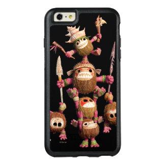 Moana | Kakamora - Coconut Pirates OtterBox iPhone 6/6s Plus Case
