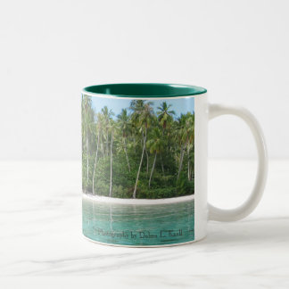 Moana Lagoon on Moorea Mug