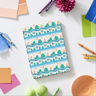 Moana | Land And Sea Are One - Pattern iPad Air Cover
