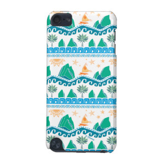 Moana | Land And Sea Are One - Pattern iPod Touch 5G Case