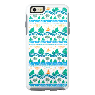 Moana | Land And Sea Are One - Pattern OtterBox iPhone 6/6s Plus Case