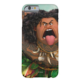 Moana | Maui - Don't Trick a Trickster Barely There iPhone 6 Case