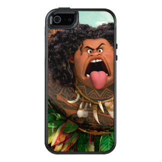Moana | Maui - Don't Trick a Trickster OtterBox iPhone 5/5s/SE Case