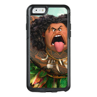 Moana | Maui - Don't Trick a Trickster OtterBox iPhone 6/6s Case