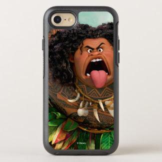 Moana | Maui - Don't Trick a Trickster OtterBox Symmetry iPhone 8/7 Case