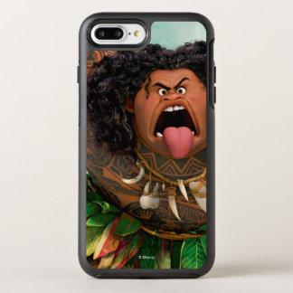 Moana | Maui - Don't Trick a Trickster OtterBox Symmetry iPhone 8 Plus/7 Plus Case