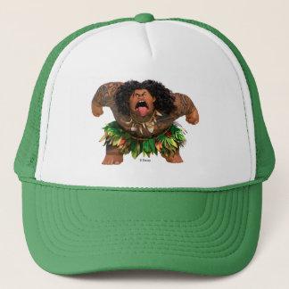 Moana   Maui - Don't Trick a Trickster Trucker Hat