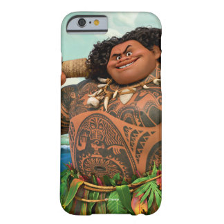 Moana | Maui - Hook Has The Power Barely There iPhone 6 Case