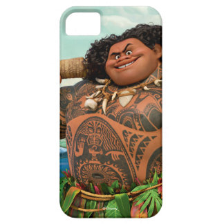 Moana | Maui - Hook Has The Power Case For The iPhone 5