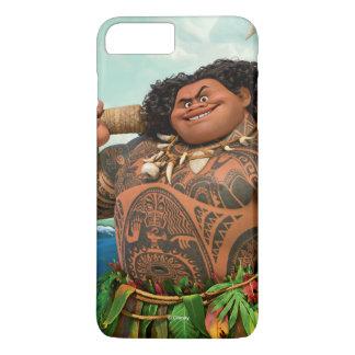 Moana | Maui - Hook Has The Power iPhone 7 Plus Case