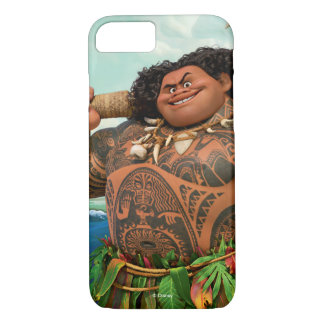 Moana | Maui - Hook Has The Power iPhone 8/7 Case