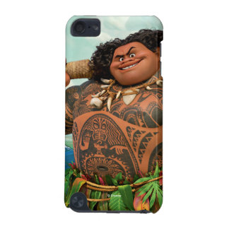 Moana | Maui - Hook Has The Power iPod Touch 5G Cover