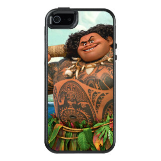 Moana | Maui - Hook Has The Power OtterBox iPhone 5/5s/SE Case