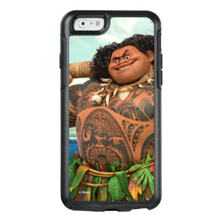 Moana | Maui - Hook Has The Power OtterBox iPhone 6/6s Case