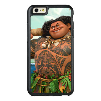 Moana | Maui - Hook Has The Power OtterBox iPhone 6/6s Plus Case