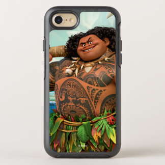 Moana | Maui - Hook Has The Power OtterBox Symmetry iPhone 7 Case