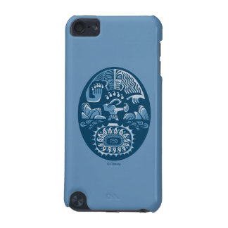 Moana | Maui - Island Lifter iPod Touch 5G Covers