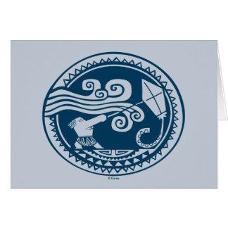 Moana | Maui - Trickster Card