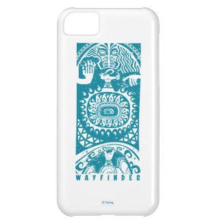 Moana   Maui - Wayfinder iPhone 5C Cases