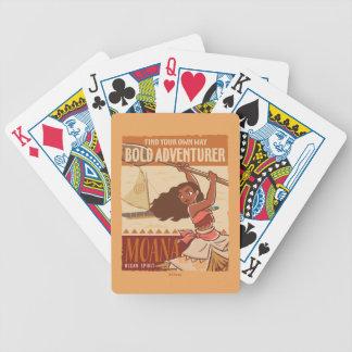 Moana | Ocean Spirit Bicycle Playing Cards