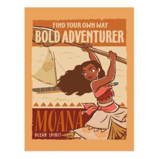 Moana | Ocean Spirit Postcard
