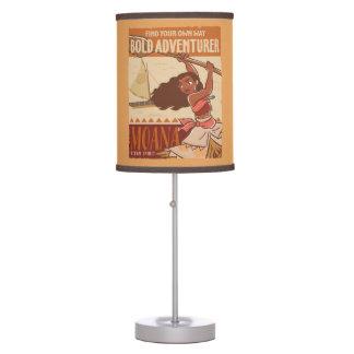 Moana   Ocean Spirit Table Lamp