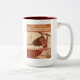 Moana | Ocean Spirit Two-Tone Coffee Mug