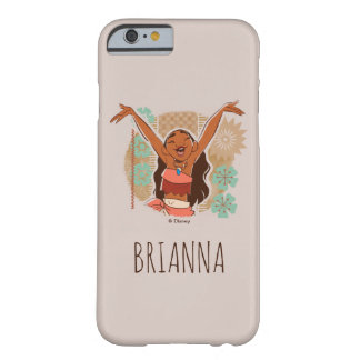 Moana | One With The Waves Barely There iPhone 6 Case