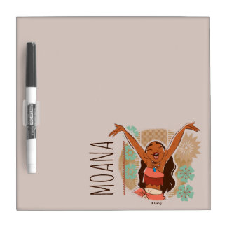 Moana | One With The Waves Dry Erase Boards