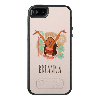 Moana | One With The Waves OtterBox iPhone 5/5s/SE Case