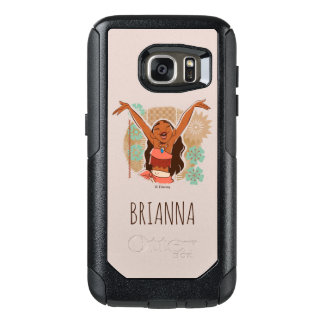 Moana | One With The Waves OtterBox Samsung Galaxy S7 Case