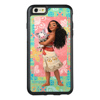 Moana | Pacific Island Girl OtterBox iPhone 6/6s Plus Case