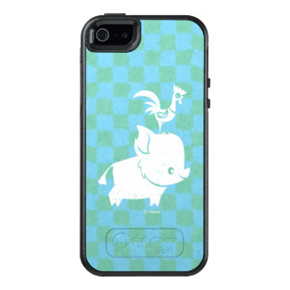 Moana   Pua & Heihei - Silhouette OtterBox iPhone 5/5s/SE Case