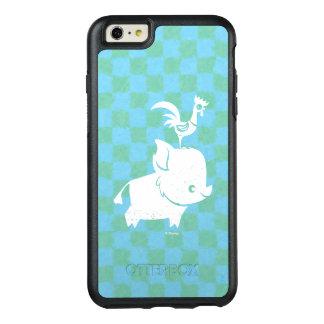 Moana   Pua & Heihei - Silhouette OtterBox iPhone 6/6s Plus Case