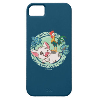 Moana | Pua & Heihei Voyagers Case For The iPhone 5